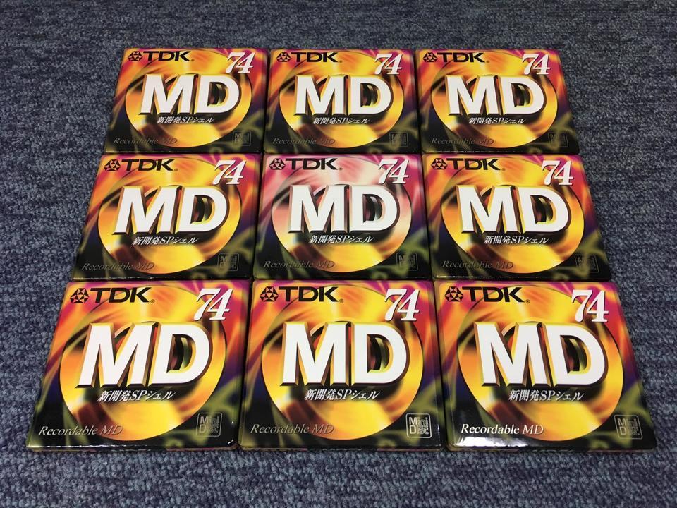 【未開封】MD 74  画像