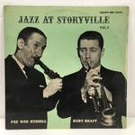 JAZZ AT STORYVILLE VOL.2/PEE WEE RUSSELL AND RUBY BRAFF