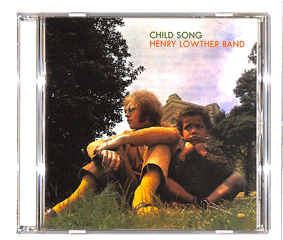 CHILD SONG/HENRY LOWTHER HENRY LOWTHER 画像