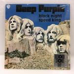 「BLACK NIGHT」「SPEED KING」/DEEP PURPLE