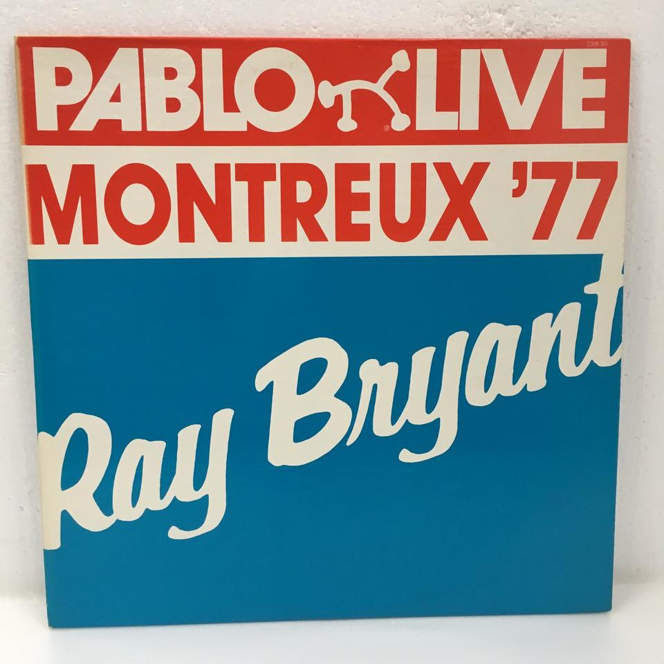 MONTREUX '77/RAY BRYANT RAY BRYANT 画像