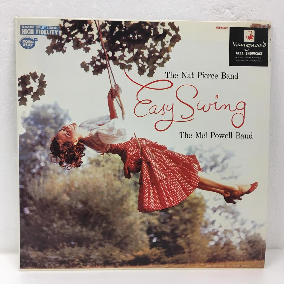 EASY SWING/NAT PIERACE&MEL POWELL NAT PIERACE/MEL POWELL 画像