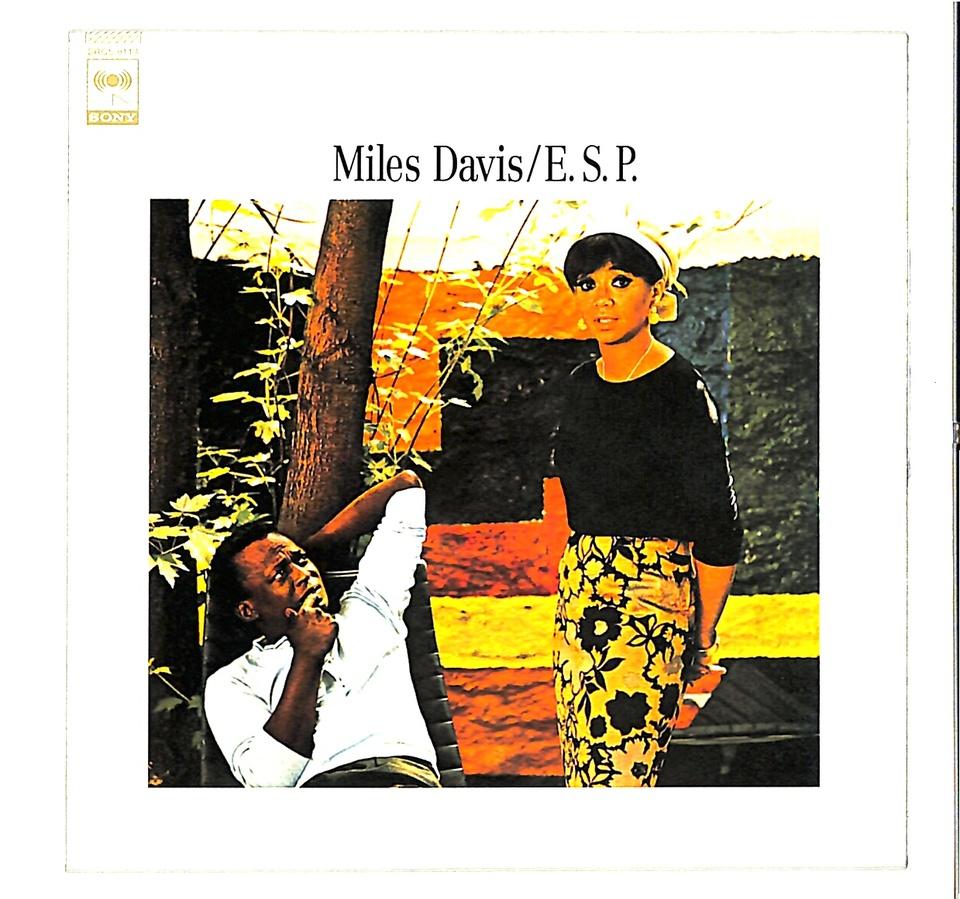 E.S.P/MILES DAVIS MILES DAVIS 画像