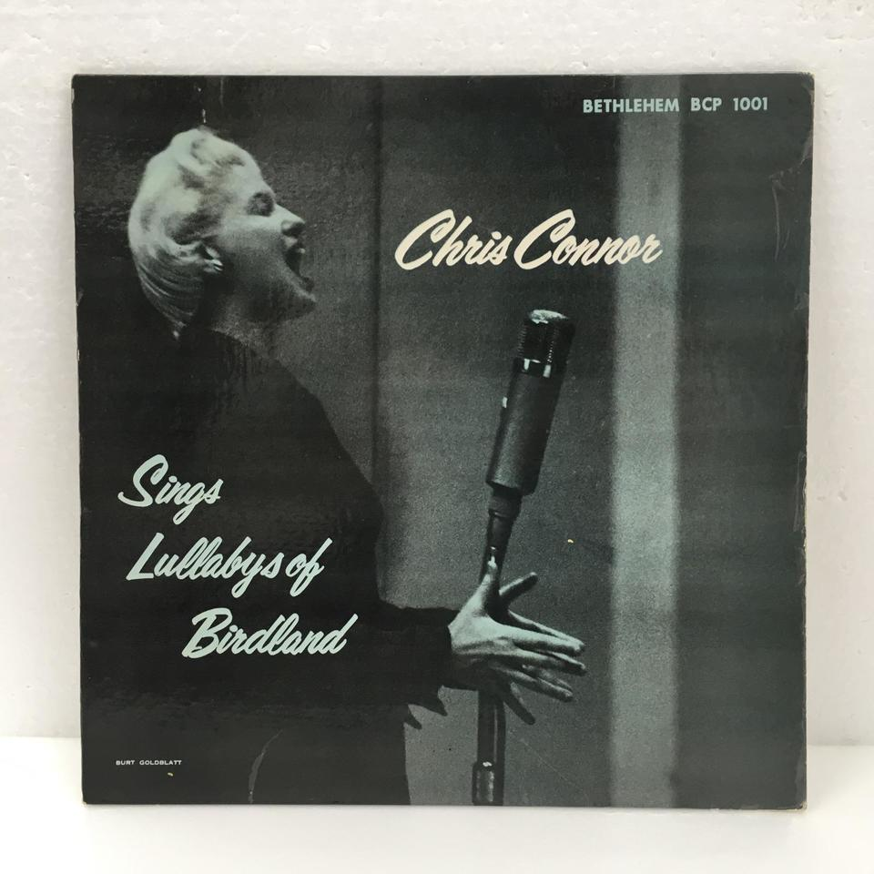 CHRIS CONNOR SINGS LULLABYS OF BIRDLAND CHRIS CONNOR 画像