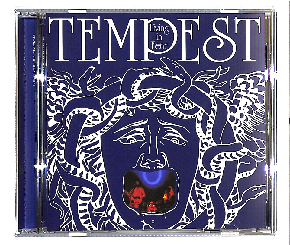 LIVING IN FEAR/TEMPEST TEMPEST 画像