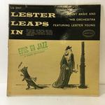 LESTER LEAPS IN/COUNT BASIE AND HIS ORCHESTRA FEATURING LESTER YOUNG