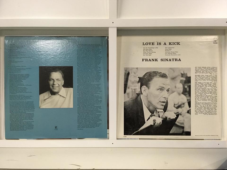 フランク・シナトラ 4枚セット  画像