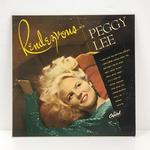 RENDEZVOUS WITH PEGGY LEE