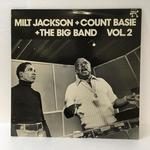 MILT JACKSON + COUNT BASIE + THE BIG BAND VOL.2