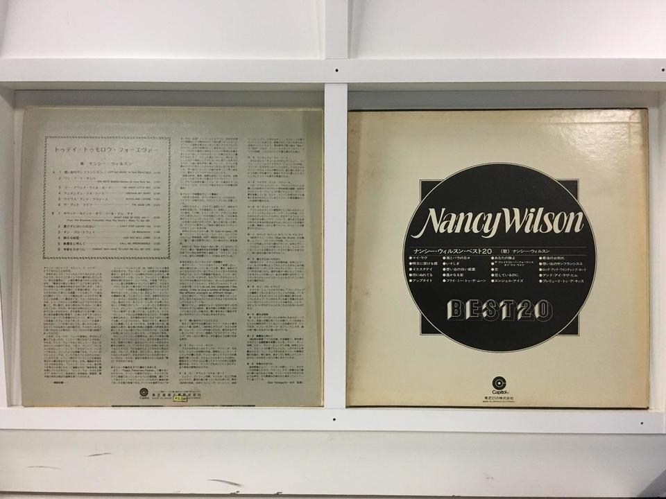 ナンシー・ウィルソン 4枚セット  画像