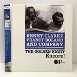 THE GOLDEN EIGHT ENCORE!/KENNY CLARKE & FRANCY BOLAND