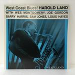 WEST COAST BLUES !/HAROLD LAND