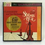 STRINGS AFIRE/CLEBANOFF