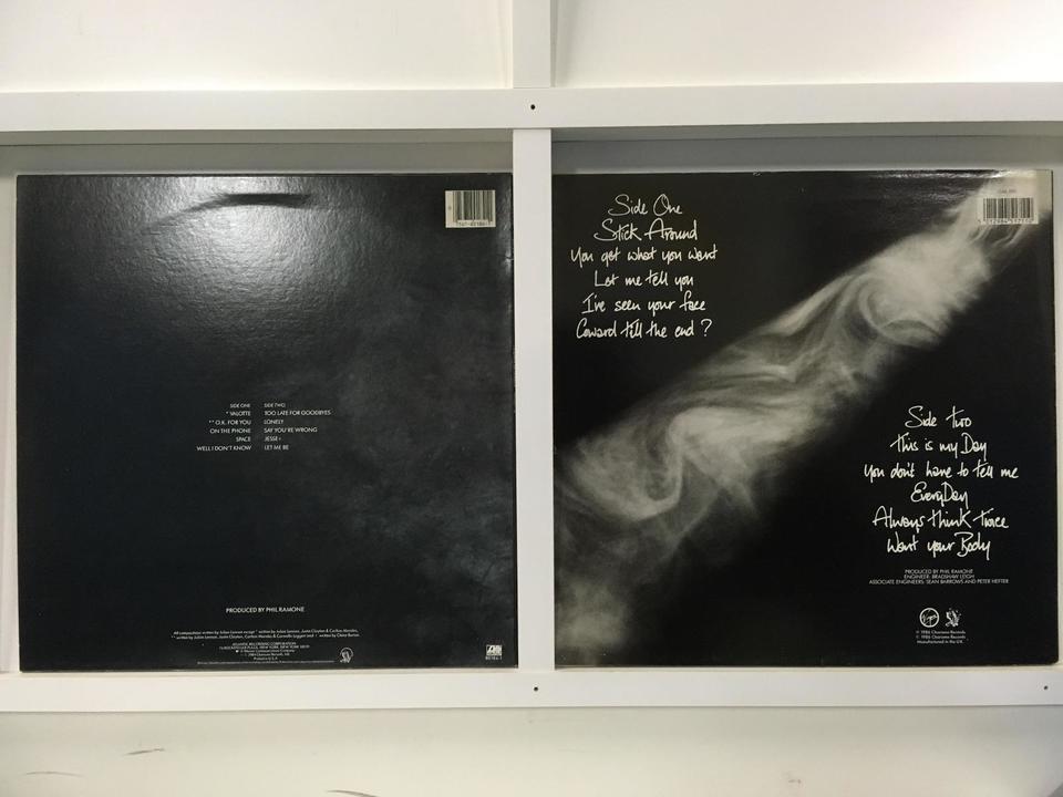 ジュリアン・レノン 3枚セット  画像