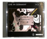 LIVE IN GERMANY  VOL 5/ENRICO PIERANUNZI