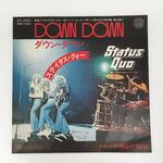 「DOWN DOWN」「NIGHTRIDE」/STATUS QUO