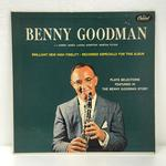 BENNY GOODMAN PLAYS SELECTIONS FEATURED IN THE BENNY GOODMAN STORY