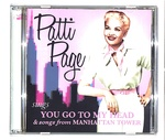 YOU GO TO MY HEAD+MANHATTAN TOWER/PATTI PAGE