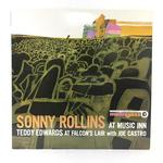 SONNY ROLLINS AT MUSIC INN/TEDDY EDWARDS AT FALCON'S LAIR