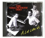 A LOT LIKE US/MIKE PETRONE
