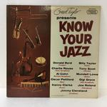 KNOW YOUR JAZZ