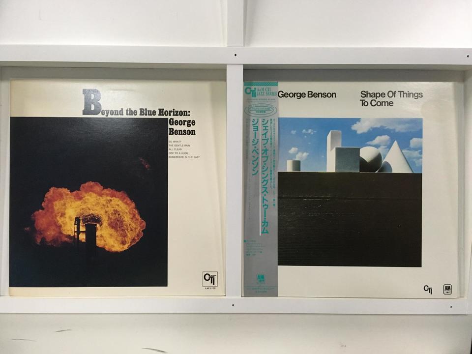 ジョージ・ベンソン 4枚セット  画像