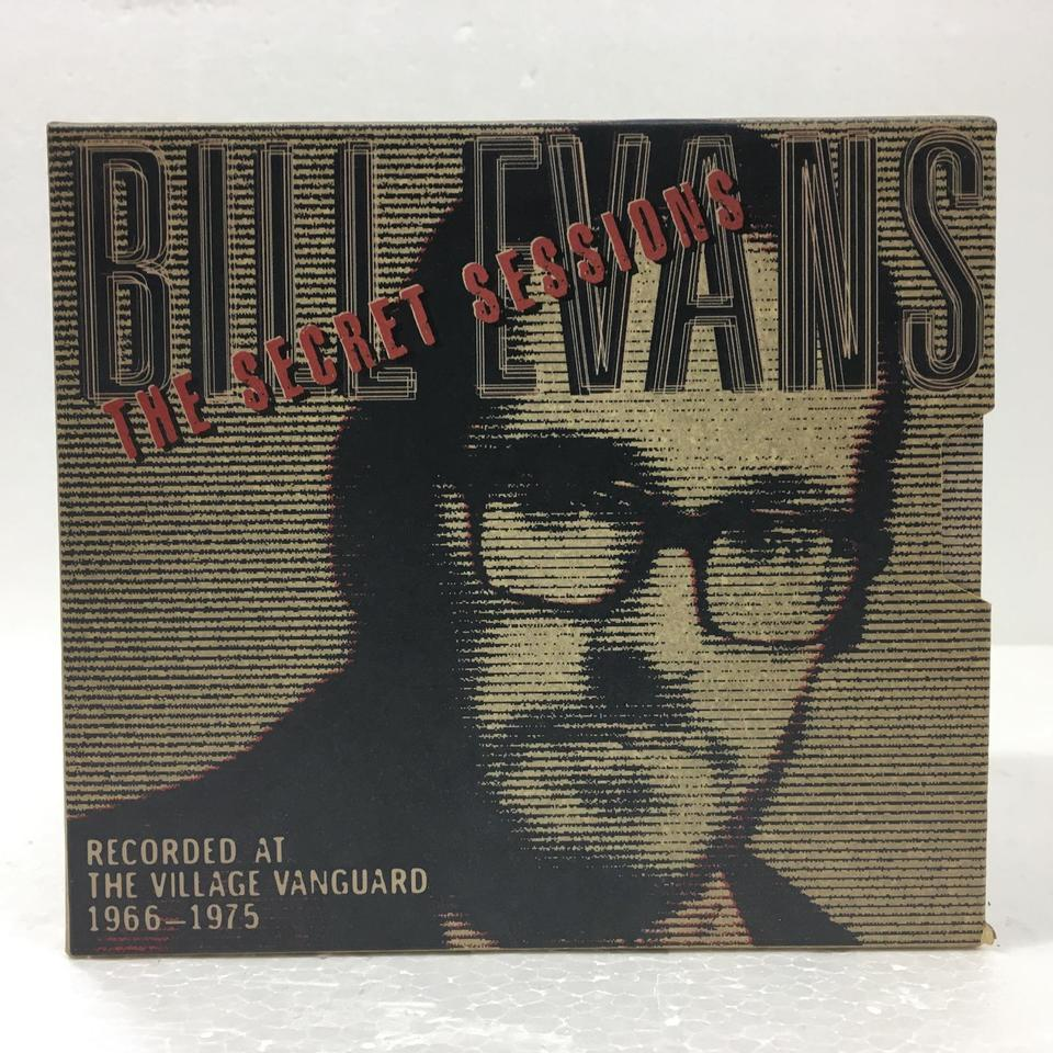 THE SECRET SESSIONS/BILL EVANS BILL EVANS 画像