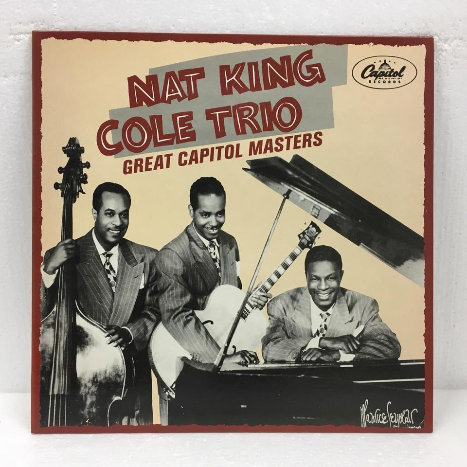 GREAT CAPITOL MASTERS/NAT KING COLE TRIO NAT KING COLE  画像