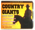 COUNTRY GIANTS/V.A.