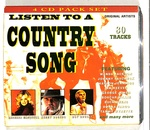 LISTEN TO A COUNTRY SONG/V.A.