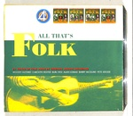 ALL THAT'S FOLK/V.A.