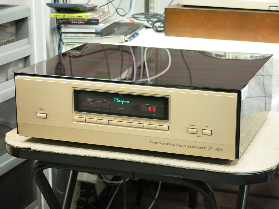 DC-950 Accuphase 画像