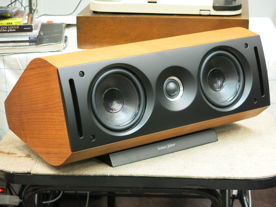 Venere Center Sonus Faber 画像