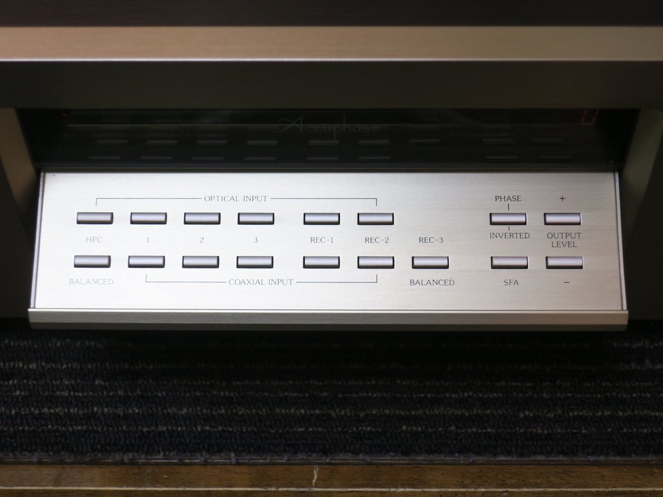 DC-91 Accuphase 画像