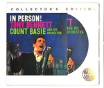 IN PERSON! WITH COUNT BASIE/TONY BENNETT