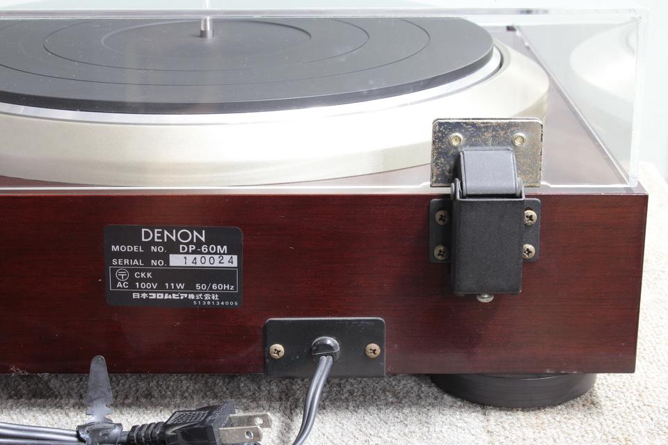 DP-60M DENON 画像