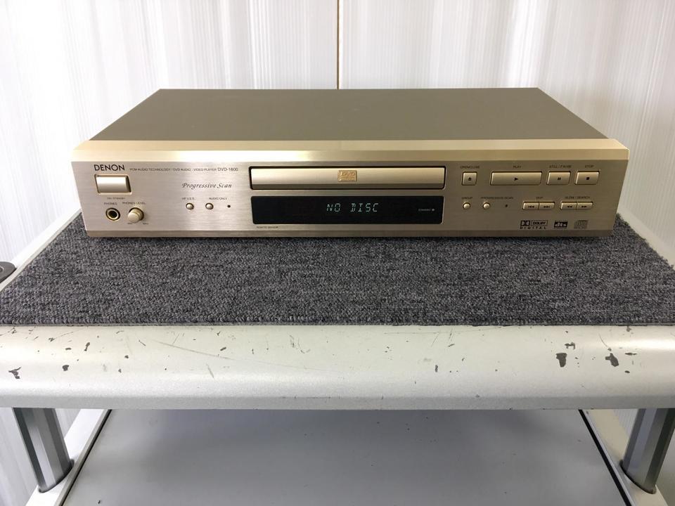 DVD-1600 DENON 画像