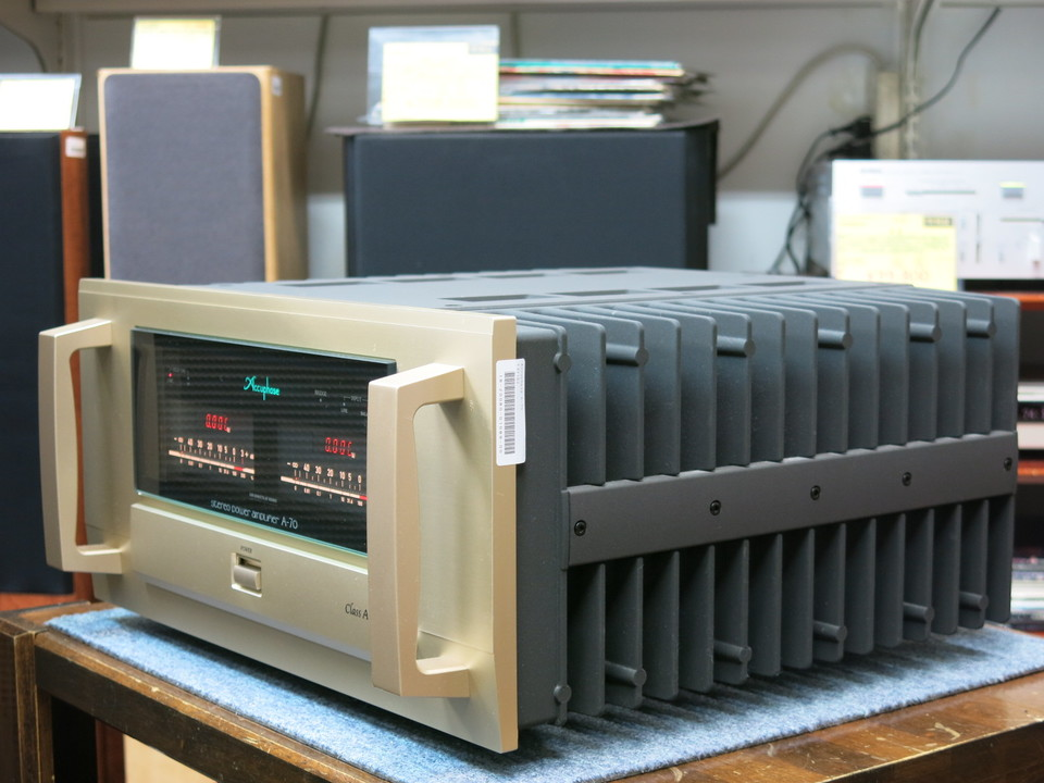 A-70 Accuphase 画像