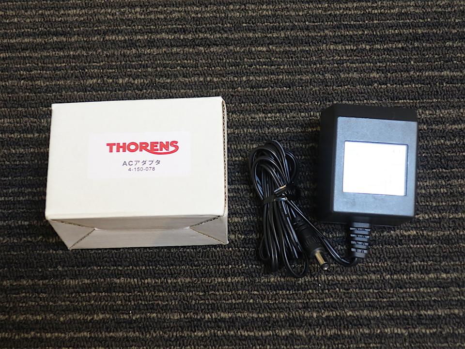 TD-3001BC+AS-212 THORENS 画像