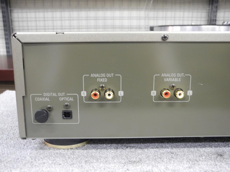 DCD-1550AR DENON 画像