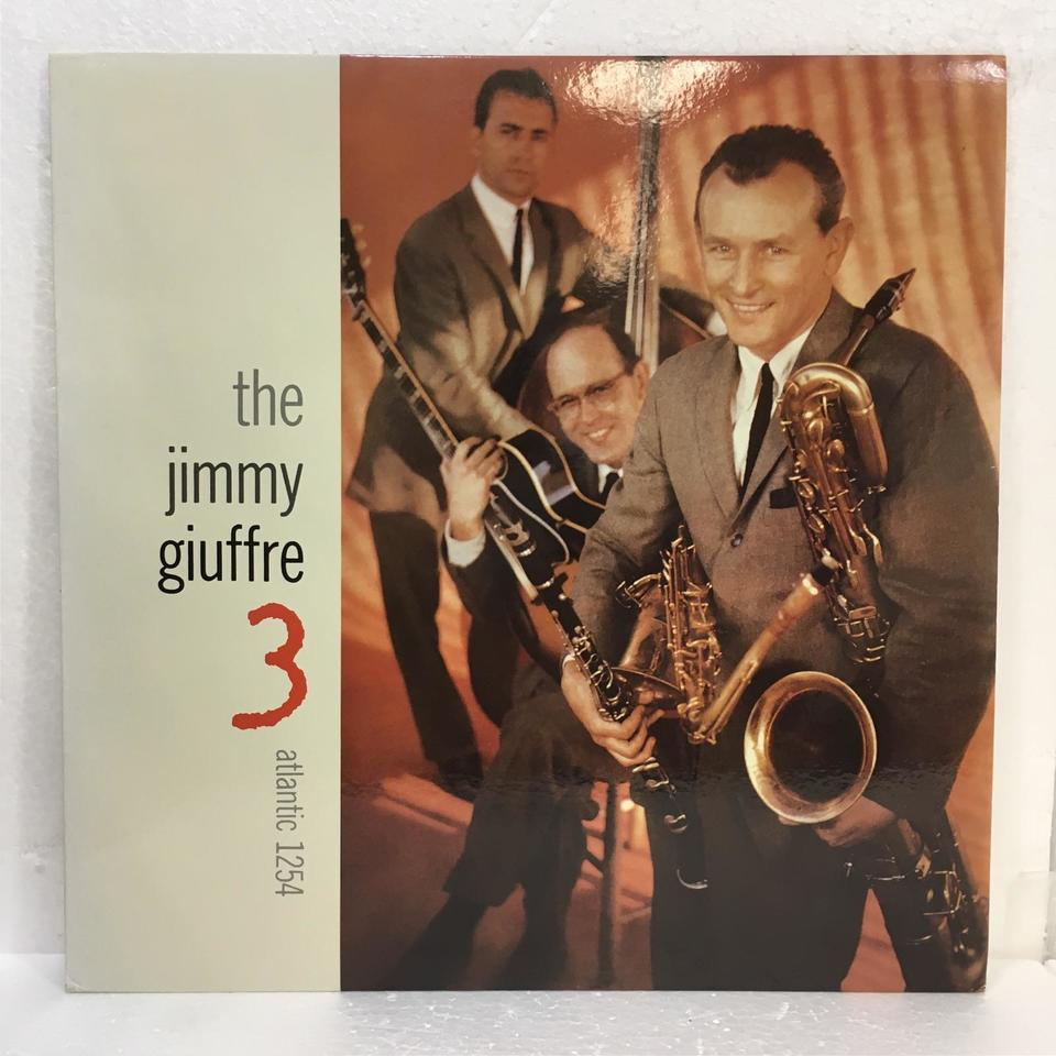 THE JIMMY GIUFFRE 3 JIMMY GIUFFRE 画像