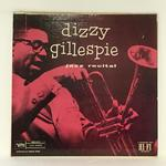 DIZZY GILLESPIE JAZZ RECITAL