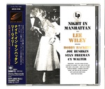 NIGHT IN MANHATTAN/LEE WILEY