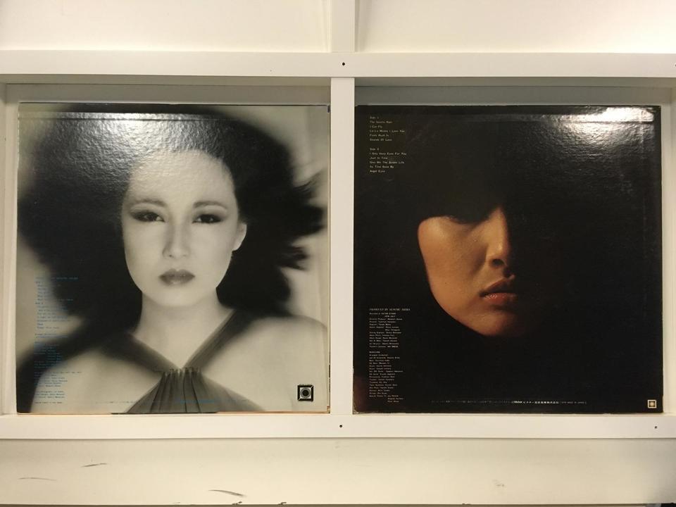 阿川泰子 4枚セット  画像