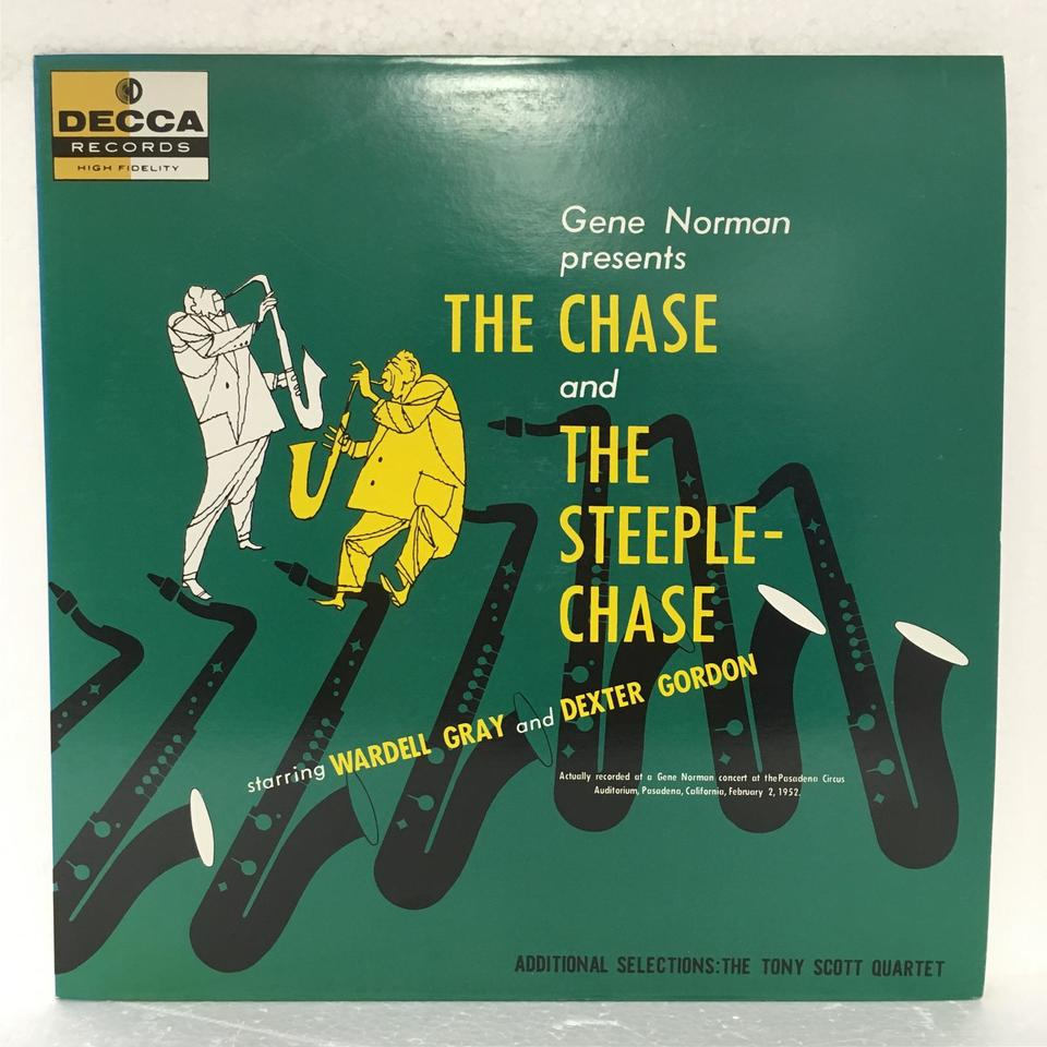 THE CHASE AND THE STEEPLECHASE V.A. 画像