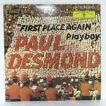 FIRST PLACE AGAIN/PAUL DESMOND