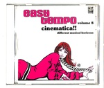 EASY TEMPO VOLUME 8 CINEMATICA!! DIFFERENT MUSICAL HORIZONS