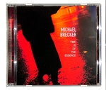 TIME IS OF THE ESSENCE/MICHAEL BRECKER