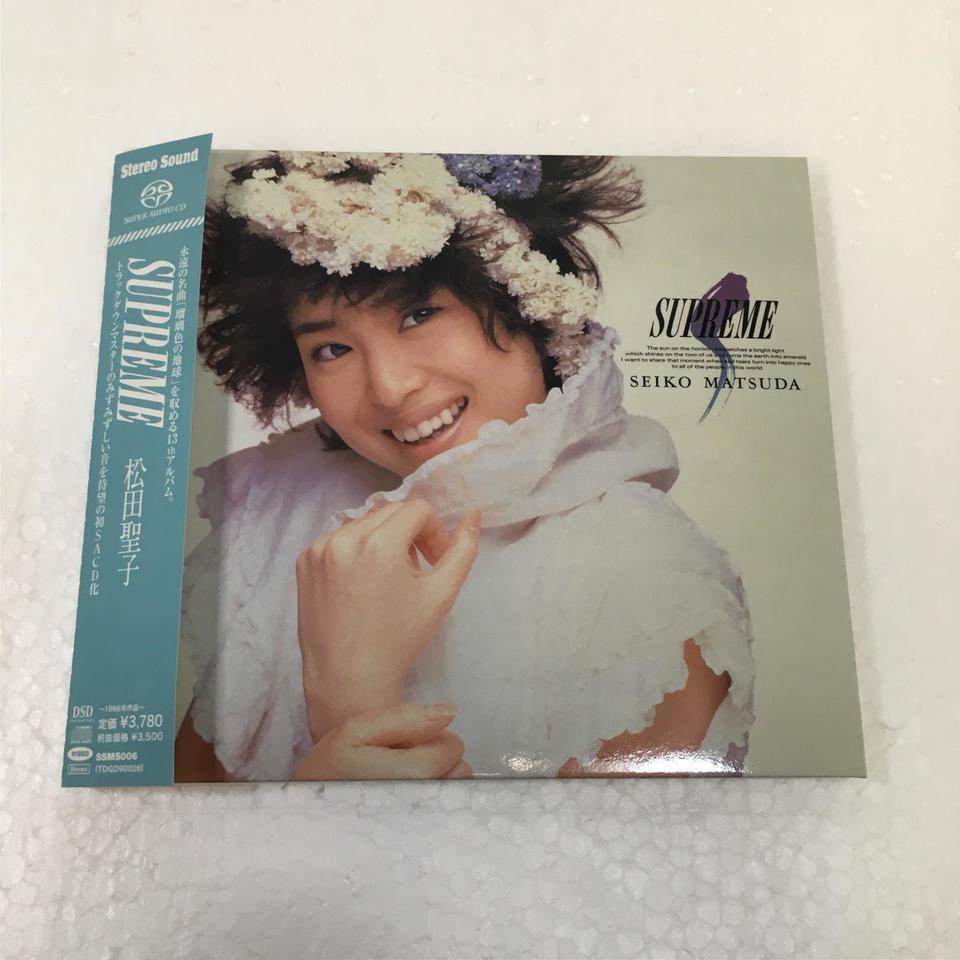 SUPREME/松田聖子 松田聖子 画像