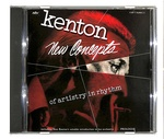 NEW CONCEPTS OF ARTISTRY IN RHYTHM/STAN KENTON